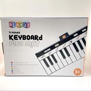 "Keyboard Playmat 71"" - 24 Keys Piano Play Mat"